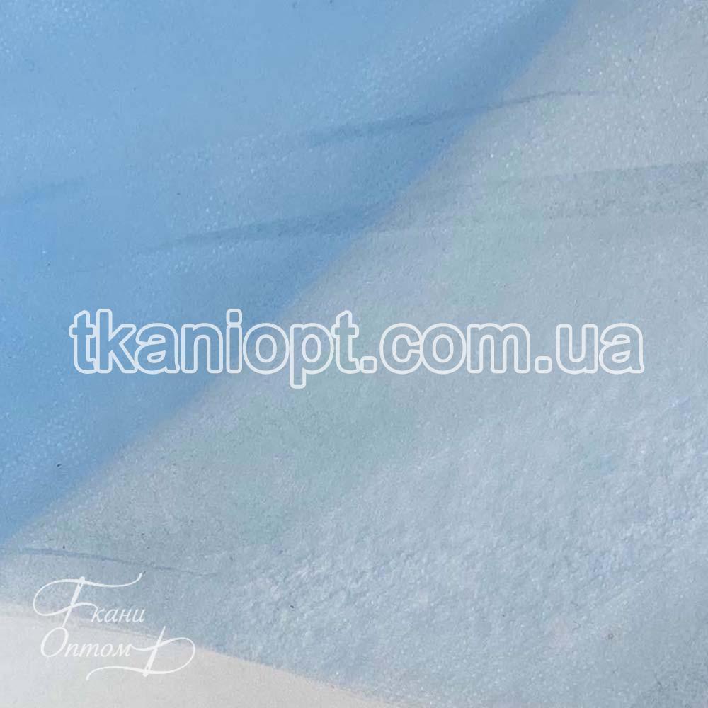 Ткань Спанбонд плотный 1.6м (голубой)