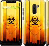 "Чехол на Xiaomi Pocophone F1 biohazard 23 ""4840c-1556-2448"""