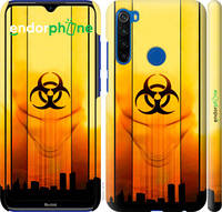 "Чехол на Xiaomi Redmi Note 8T biohazard 23 ""4840c-1818-2448"""