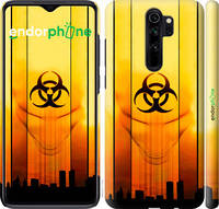 "Чехол на Xiaomi Redmi Note 8 Pro biohazard 23 ""4840c-1783-2448"""