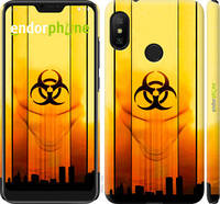 "Чехол на Xiaomi Redmi 6 Pro biohazard 23 ""4840c-1595-2448"""