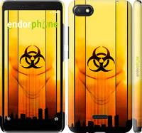 "Чехол на Xiaomi Redmi 6A biohazard 23 ""4840c-1531-2448"""