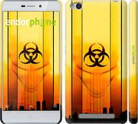 """Чехол на Xiaomi Redmi 3 biohazard 23 """"4840c-97-2448"""""""