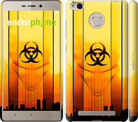 "Чехол на Xiaomi Redmi 3s biohazard 23 ""4840c-357-2448"""
