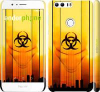 """Чехол на Huawei Honor 8 biohazard 23 """"4840c-351-2448"""""""