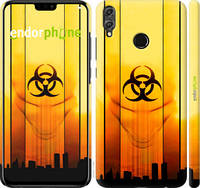 "Чехол на Huawei Honor 8X biohazard 23 ""4840c-1596-2448"""