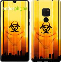 """Чехол на Huawei Mate 20 biohazard 23 """"4840u-1578-2448"""""""