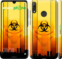 "Чехол на Huawei Y7 2019 biohazard 23 ""4840c-1638-2448"""
