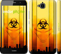 "Чехол на Huawei Y6 Pro biohazard 23 ""4840c-355-2448"""