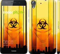 "Чехол на Huawei Y6 II biohazard 23 ""4840c-338-2448"""