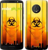 "Чехол на Motorola Moto G6 biohazard 23 ""4840u-982-2448"""