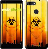 "Чехол на Asus ZenFone Max Plus M1 ZB570TL biohazard 23 ""4840u-1361-2448"""