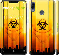 """Чехол на Asus Zenfone Max M2 ZB633KL biohazard 23 """"4840c-1629-2448"""""""