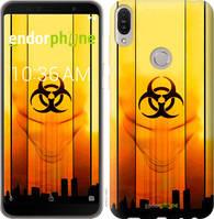 "Чехол на Asus ZenFone Max Pro M1 ZB602KL biohazard 23 ""4840u-1647-2448"""