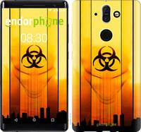 "Чехол на Nokia 8 Sirocco biohazard 23 ""4840u-1619-2448"""