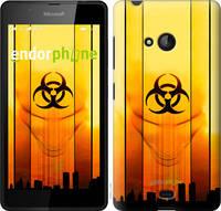 "Чехол на Microsoft Lumia 540 Dual SIM biohazard 23 ""4840u-246-2448"""