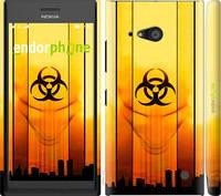"Чехол на Nokia Lumia 730 biohazard 23 ""4840c-204-2448"""