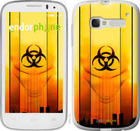 "Чехол на Alcatel One Touch Pop C5 5036D biohazard 23 ""4840u-324-2448"""