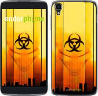 "Чехол на Alcatel One Touch Idol 3 5.5 biohazard 23 ""4840u-321-2448"""