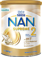 Суха молочна суміш NAN Supreme 2 800 г (12328849)