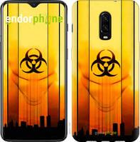 """Чехол на OnePlus 6T biohazard 23 """"4840u-1587-2448"""""""