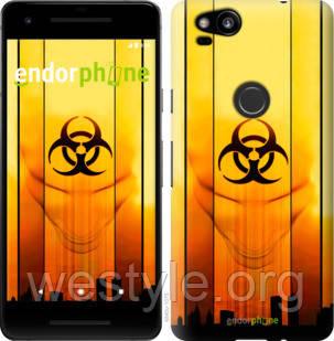 "Чехол на Google Pixel 2 biohazard 23 ""4840u-1075-2448"""
