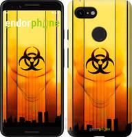 "Чехол на Google Pixel 3 biohazard 23 ""4840u-1528-2448"""