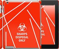 """Чехол на iPad 2/3/4 biohazard 27 """"4843c-25-2448"""""""