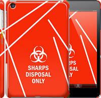 "Чехол на iPad mini 2 (Retina) biohazard 27 ""4843c-28-2448"""