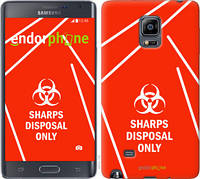 "Чехол на Samsung Note Edge SM-N915 biohazard 27 ""4843u-128-2448"""