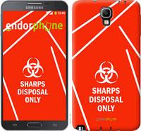 "Чехол на Samsung Galaxy Note 3 Neo N7505 biohazard 27 ""4843u-136-2448"""