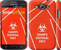"Чехол на Samsung Galaxy Win i8552 biohazard 27 ""4843c-51-2448"""