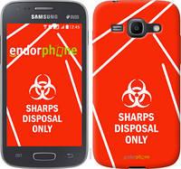 "Чехол на Samsung Galaxy Ace 3 Duos s7272 biohazard 27 ""4843u-33-2448"""