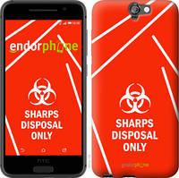 "Чехол на HTC One A9 biohazard 27 ""4843u-156-2448"""