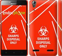 "Чехол на Lenovo A6000 biohazard 27 ""4843c-103-2448"""