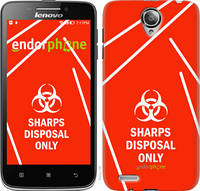 "Чехол на Lenovo S650 biohazard 27 ""4843u-195-2448"""