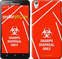 "Чехол на Lenovo S850 biohazard 27 ""4843u-78-2448"""