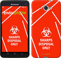 "Чехол на Lenovo S930 biohazard 27 ""4843u-236-2448"""