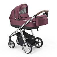 Детская универсальная коляска 2 в 1 Espiro Next Avenue 106 Purple Rain