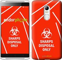 "Чехол на Lenovo Vibe X3 biohazard 27 ""4843u-155-2448"""