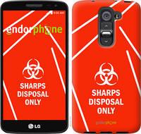 "Чехол на LG G2 mini D618 biohazard 27 ""4843u-304-2448"""