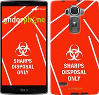 "Чехол на LG G Flex2 biohazard 27 ""4843u-287-2448"""