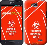 "Чехол на LG L90 Dual D410 biohazard 27 ""4843u-202-2448"""