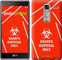 "Чехол на LG Class H650E biohazard 27 ""4843u-241-2448"""