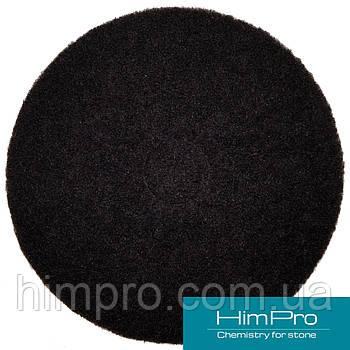 Пад полировальный 3М черный  d430мм для чистки, шлифовки