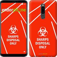 "Чехол на Meizu Note 8 biohazard 27 ""4843u-1610-2448"""