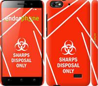 "Чехол на Huawei Honor 4C biohazard 27 ""4843c-183-2448"""