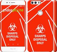 """Чехол на Huawei Honor 8 biohazard 27 """"4843c-351-2448"""""""