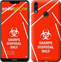 "Чехол на Huawei Honor 8C biohazard 27 ""4843u-1590-2448"""