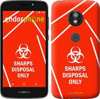 "Чехол на Motorola Moto E5 Play biohazard 27 ""4843u-1429-2448"""